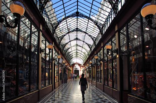 Fotografia France, paris: Passage