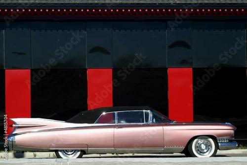 Photographie Cadillac Eldorado, lateral