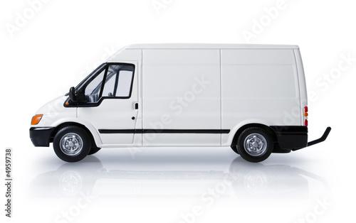 Photo Transit van