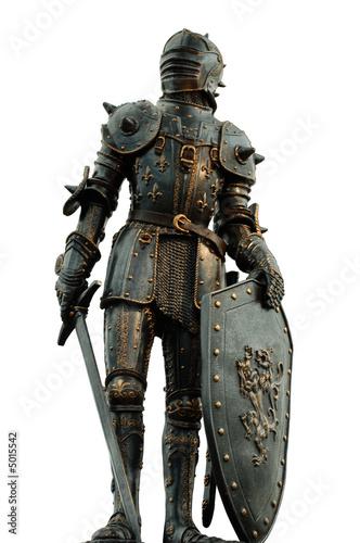 Tela armatura medievale