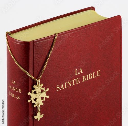 Obraz na płótnie la bible