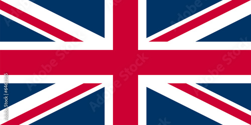 Photo Union Jack (RGB 0,51,102 - 204,0,51 - 255,255,255)