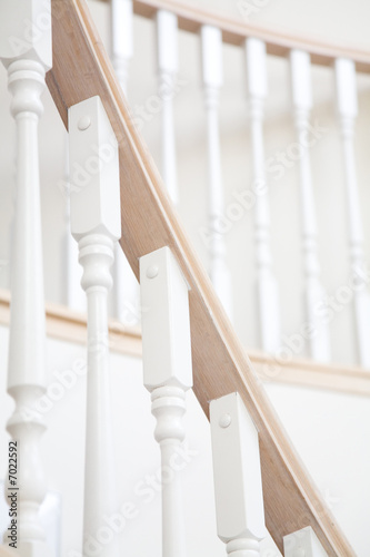 Fotografía Staircase baluster
