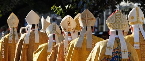 Fotografia, Obraz Bishops leaving