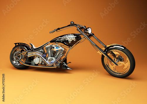 Fotografija Harley Davidson