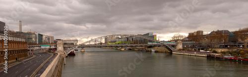 Metro panorama on