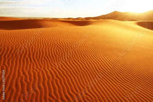 Sand desert #8297304