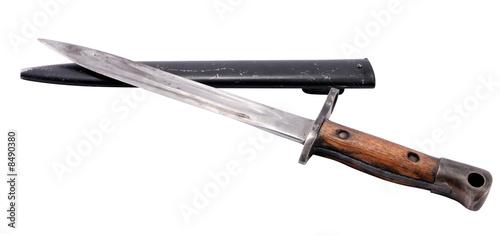Foto Old bayonet
