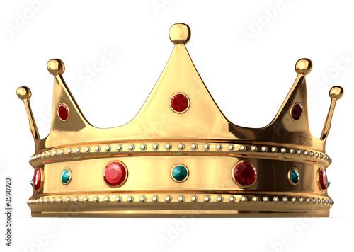 Obraz na płótnie King's Crown