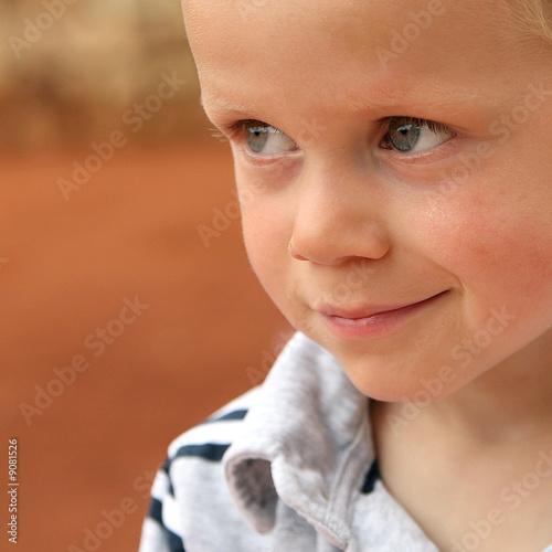 Photographie Enfant - Convalescent