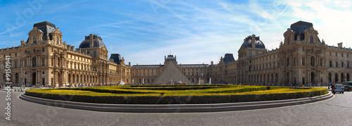 Tablou Canvas Louvre