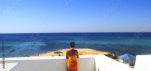 Obraz na plátně tunisia