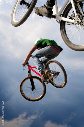Foto Airborne bikes