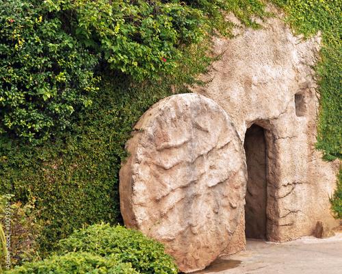 Fotografia The Stone Rolled Away