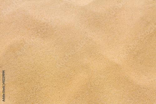 Stampa su Tela beautiful sand background