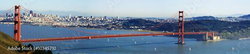 фотография Golden Gate Bridge