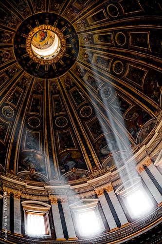 Dome of St. Peter's Basilica Tapéta, Fotótapéta