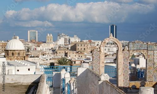terrasse de la medina de tunis