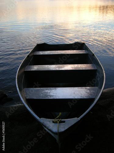 Fotografie, Obraz Adirondack rowboat