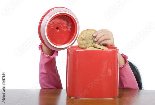 Photo Cookie Jar