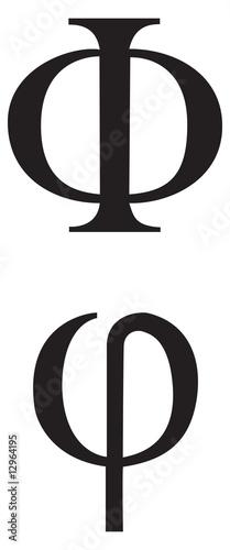 Платно Greek signs and symbols