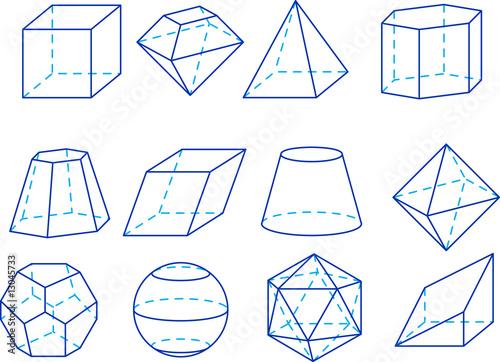 Photo Geometry figures