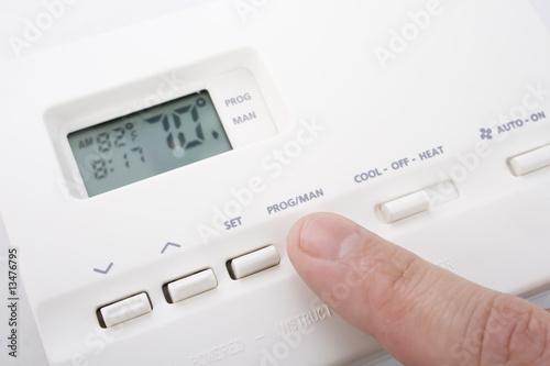 Climate control Fototapeta