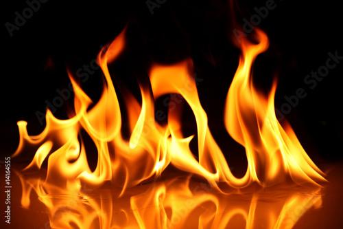 Fotografie, Tablou Fire