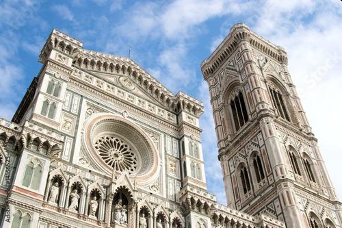 Fototapeta premium Włochy - Florencja