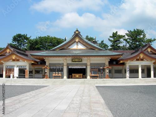 Fotografia Simane Gokoku Shrine