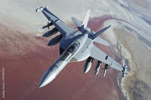 Canvas Print A beautiful aircraft