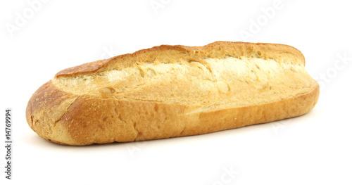 Stampa su Tela Italian bread loaf
