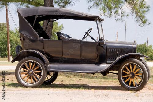 Photo Antique Car