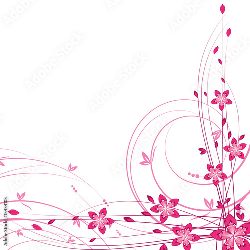 Flower background #15454105