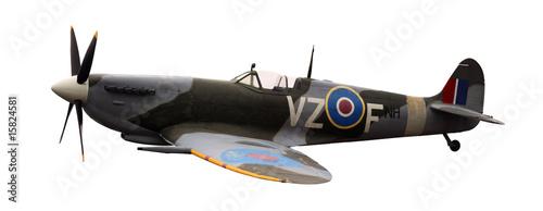 Canvas Print Spitfire