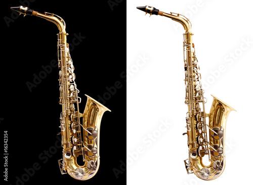 Fotografia Saxophone