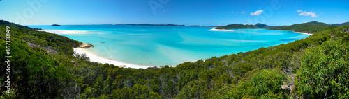 Leinwand Poster Whitsunday Island in Australien