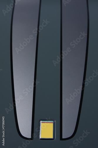 Photo racing stripe