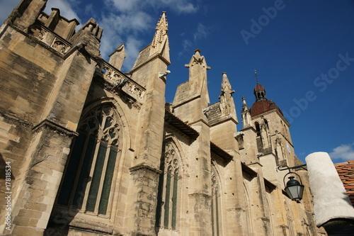 Stampa su Tela abbaye de saint antoine