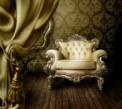 luxury Interior #18907737