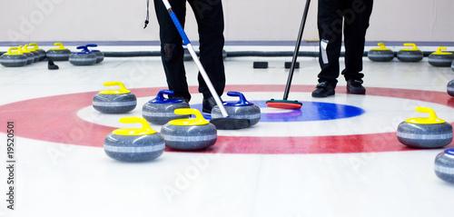 Cuadros en Lienzo Curling