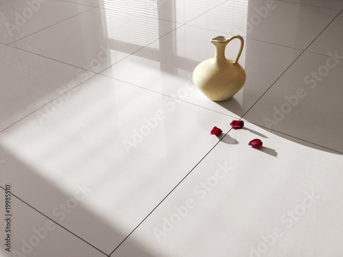 floor gres Fototapeta