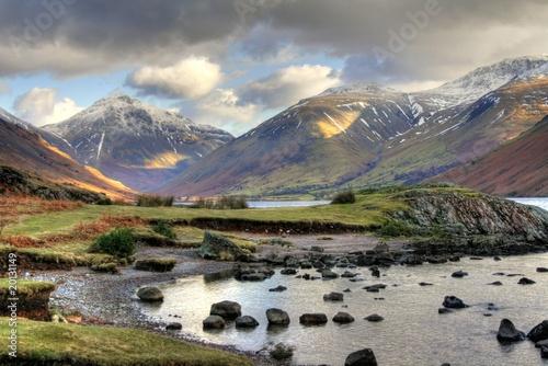 Fotografie, Obraz Lake District / Cumbria - Wast Water