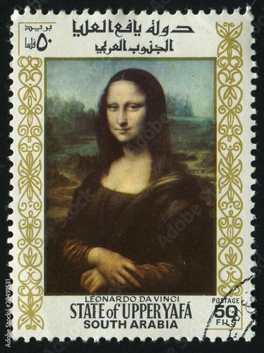 postmark Fototapet