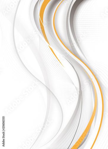 futuristic vertical design