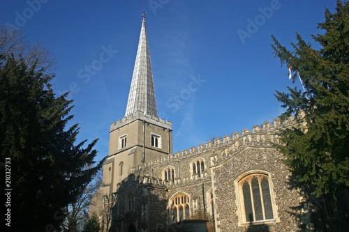 Fototapeta St Mary's church, Harrow