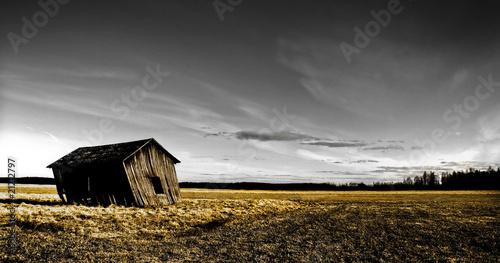 deserted haunted house #21212797