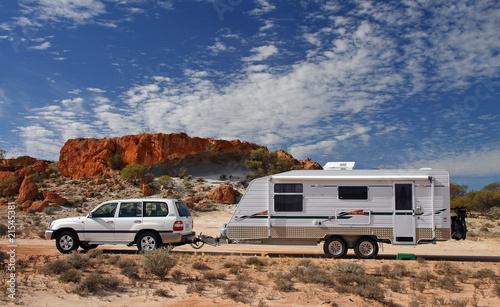 Fotografija Outback Touring in Australia