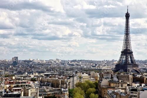 vue d'ensemble de Paris