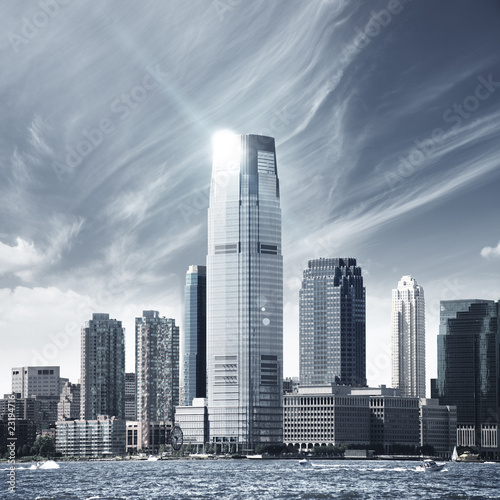 Future city - newyork city